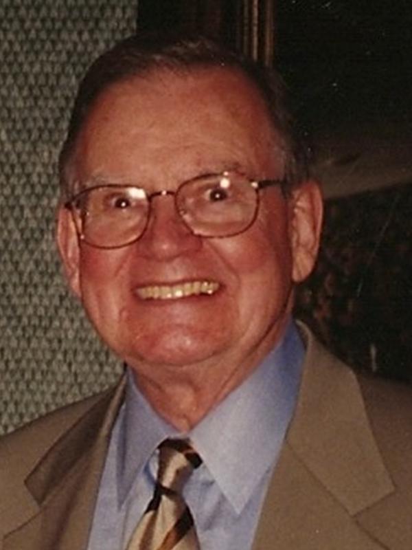 2001 G. Wiiliam Ward