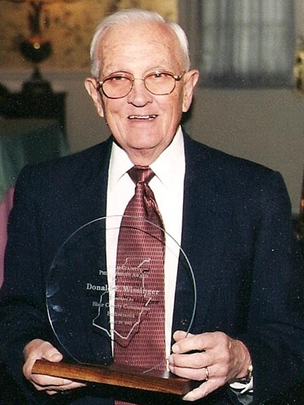 Donald E. Wissinger