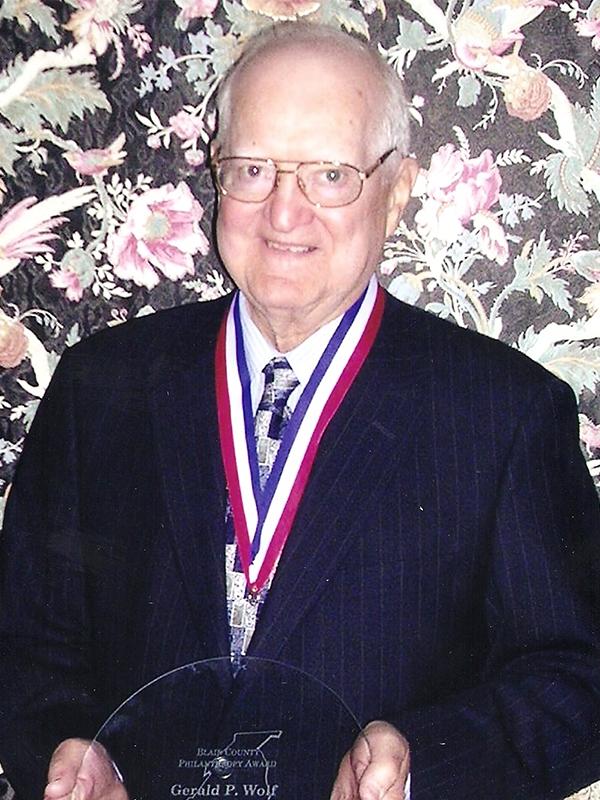 2005 Gerald P. Wolf