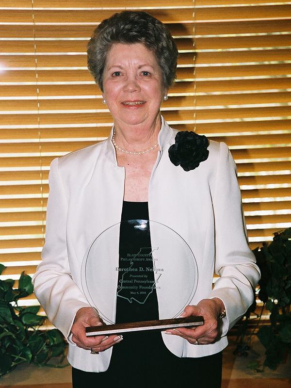 2008 Dorothea Nelson
